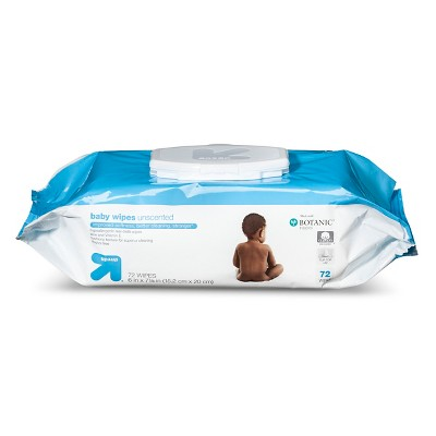 Baby Wipes Unscented 72 ct - up & up™
