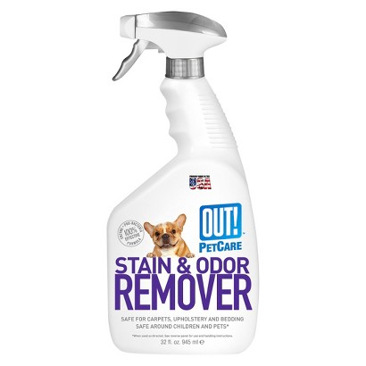 OUT! PetCare Stain & Odor Remover 32 oz