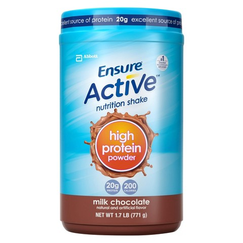 Ensure® High Protein Powder Chocolate - 1.7lb