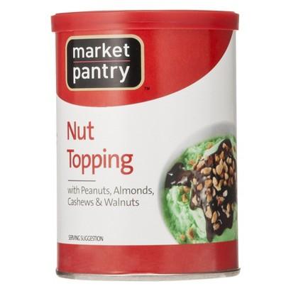 Market Pantry Nut Ice Cream Topping 5 oz