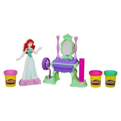 Play Doh Disney Princess Ariel's Vanity Set