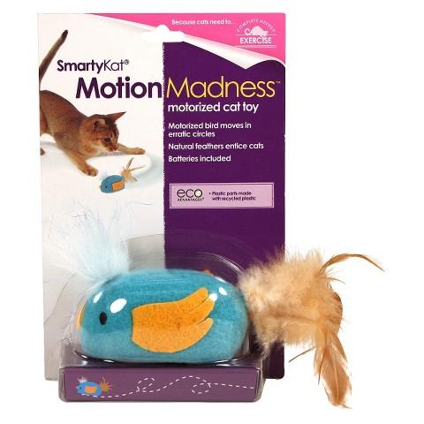 Smarty Kat Motion Madness Motorized Cat Toy