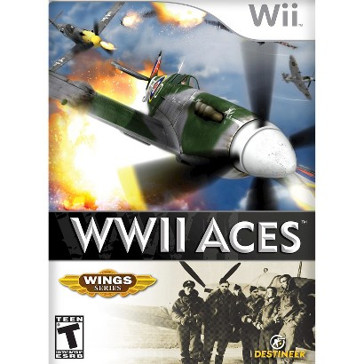 Wii Game WWII Aces