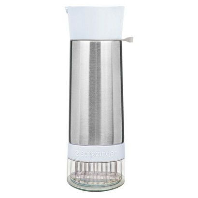 Aqua Zinger Fruit Infuser Reusable Bottle - 20 oz
