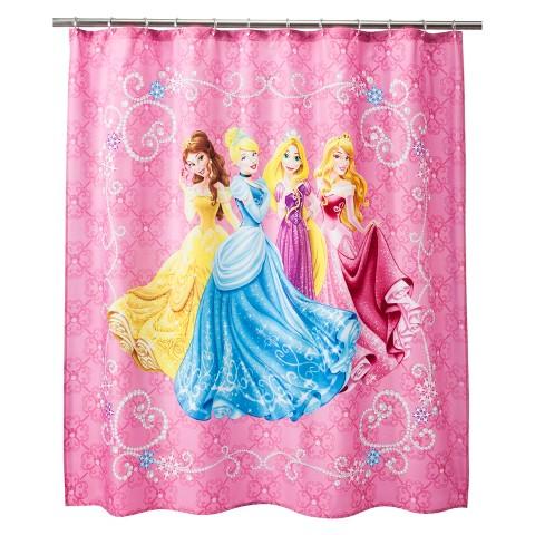 Disney® Princess Shower Curtain : Target