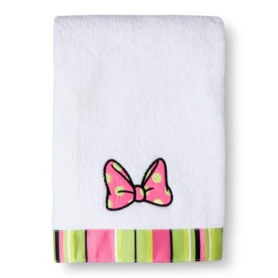 Disney® Mickey & Minnie Hand Towel