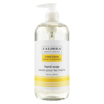 Caldrea Hand Soap Citron Ginger - 16 oz