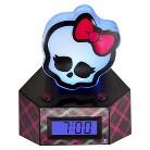 Monster High Light-Up LCD Alarm Clock