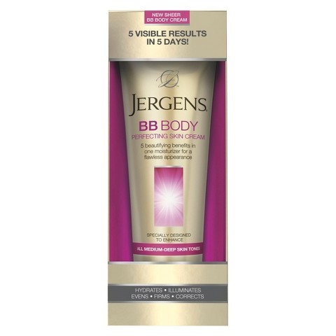 Jergens BB Body Cream Dark - 7.5 oz