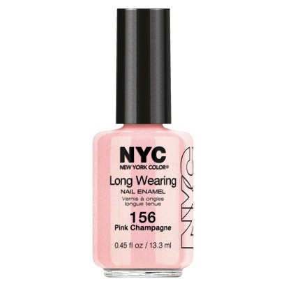 Nail Color  156 LW .45floz Pink Champagne
