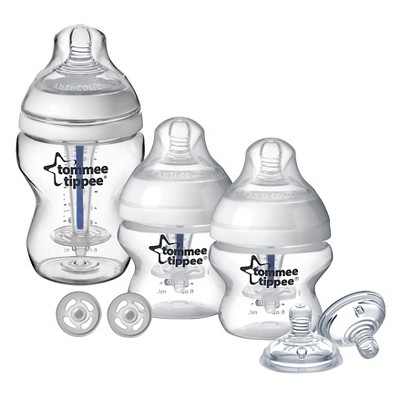 Tommee Tippee Sensitive Tummy Starter Baby Bottle Set
