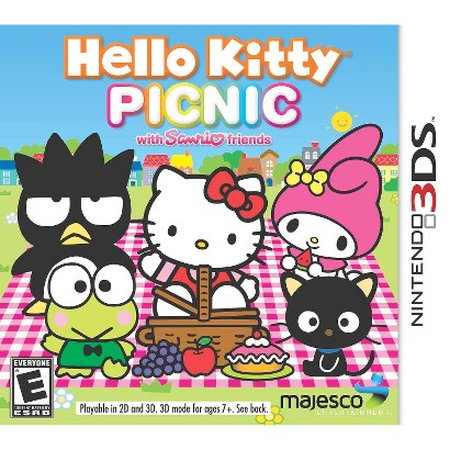 Hello Kitty Picnic for Nintendo 3DS