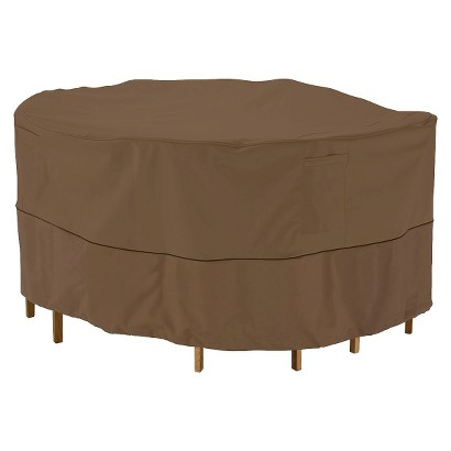 Threshold™ Round Patio Table & Chair Set Cover