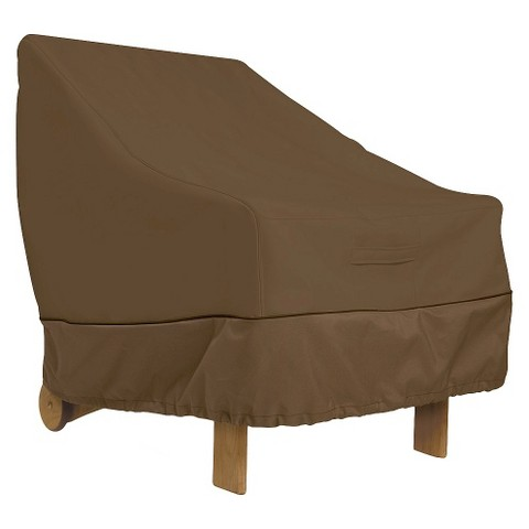 Threshold™ Highback Patio Chair Cover Tar