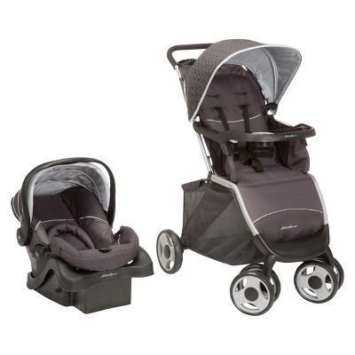 Eddie Bauer® QuadTrek Travel System - Coal Creek