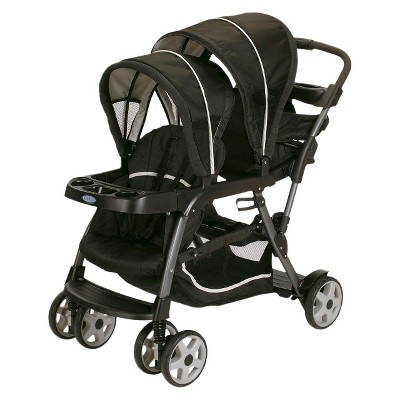 Graco® Ready2Grow Classic Connect Double Stroller - Fiji