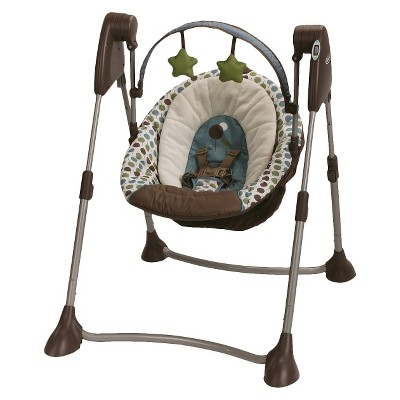 Graco Swing By Me Portable Swing - Dakota