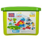 Mega Bloks® Junior Builders Building Imagination (100 Pieces)