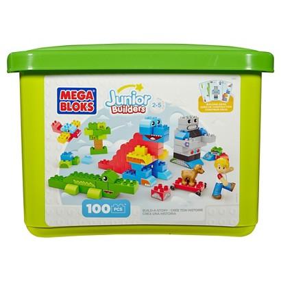 Mega Bloks Create 'n Play Junior Endless Building!