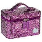 Cosmetic Case   58391-41 Glitter Vanity Valet