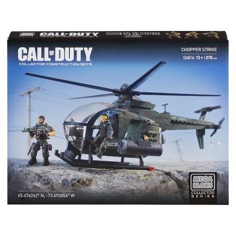 MEGA Bloks Call of Duty® Chopper Strike