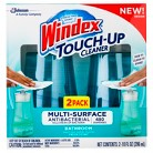 Windex® Touch-Up Cleaner with Fresh Scent Fragrance - 2 Count