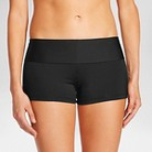 Swim Short Black  L - Mossimo