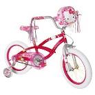 Girl's Hello Kitty Bike - Pink (16