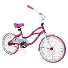 """Girl's Hello Kitty Cruiser Bike - Pink (20"""")"""