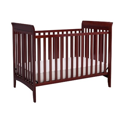 Delta Children Parkside 3 In 1 Crib Cabernet Target