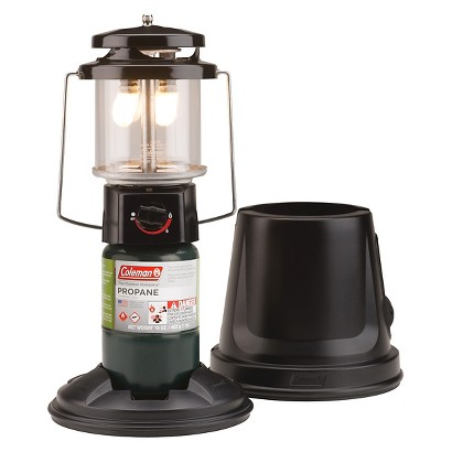 COLEMAN® TWO MANTLE QUICKPACK™ LANTERN