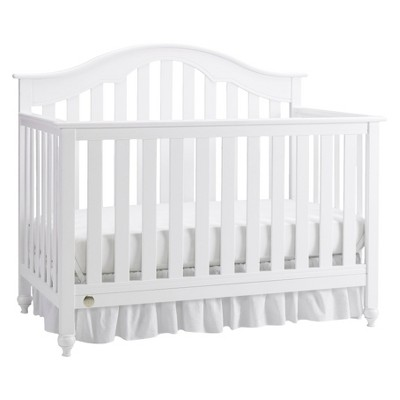 Fisher-Price Kingsport 4-in-1 Convertible Crib - Snow White