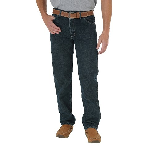 Wrangler® Men's Big & Tall 5-Star Regular Fit Jeans