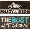 Vintage Quote Wall Decor - Assorted 9x20.5