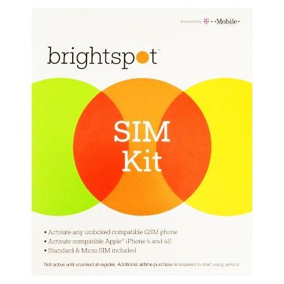 brightspot Standard/Micro SIM Kit