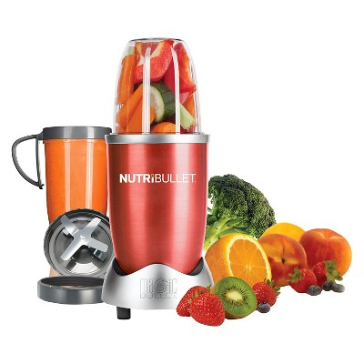 Nutribullet by Magic Bullet - Red