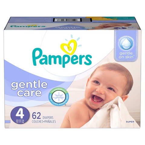 Pampers Swaddlers Sensitive Diapers Super Pack (Select Size)