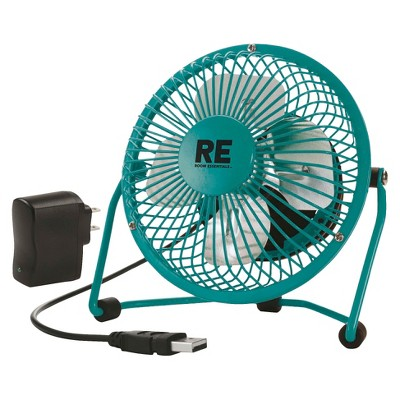 Personal Fan With Usb Adapter - Room Essentials™