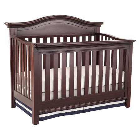 Simmons Kids SlumberTime Augusta 4 in 1 Convertible Crib