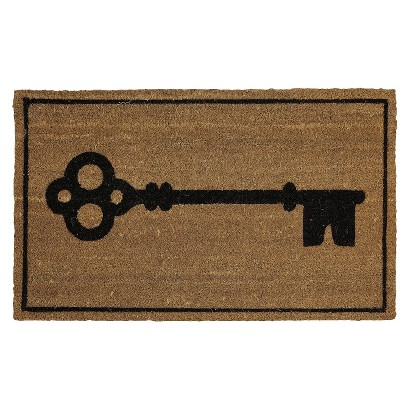 DOOR MAT     TH 18X30 UPSTATE KEY