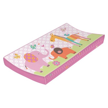 Baby's Journey Measure Me™ Changing Pad Cover - Girl