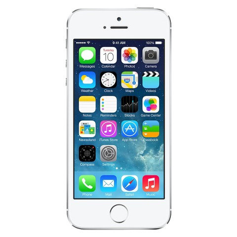 iPhone 5s 16GB Silver - Sprint with 2-year contract