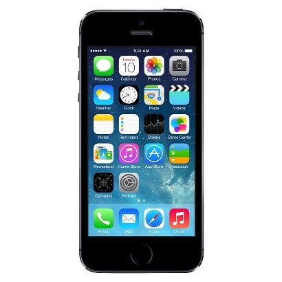 iPhone 5s 16GB Space Gray - Sprint with 2-year contract