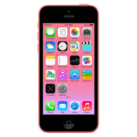 iPhone 5c 16GB Pink - Sprint with 2-year contract