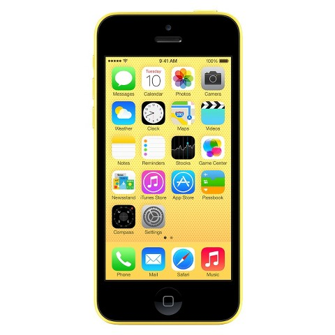 iPhone 5c - Verizon with 2-year contract