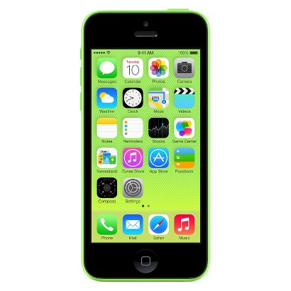 iPhone 5c 16GB Green - Verizon with 2-year contract