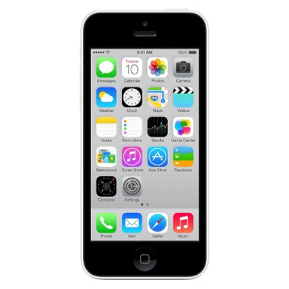iPhone 5c 16GB White - Sprint with 2-year contract