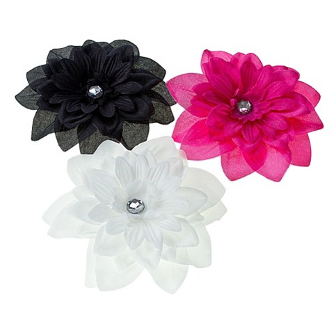 Gimme Couture Dahlia Hair Clips
