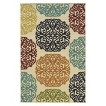 Suva Medallion Indoor/Outdoor Area Rug