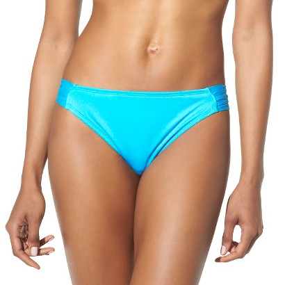 Mossimo® Women's Mix and Match Hipster Swim Bottom -Cool Blue